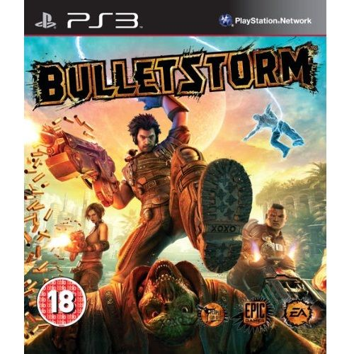 Pre-Owned | Bulletstorm | PS3