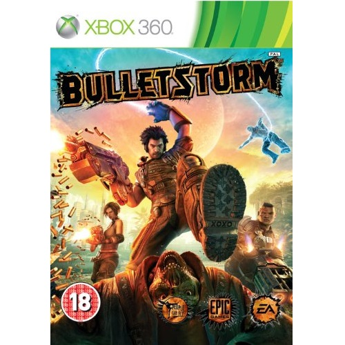 Pre-Owned | Bulletstorm | Xbox 360