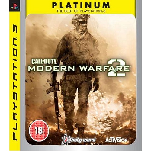 Pre-Owned | Call of Duty Modern Warfare 2 | PS3