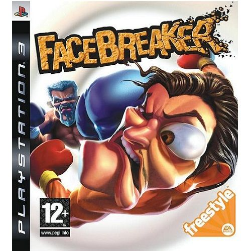 Pre-Owned | Facebreaker for PS3 | Gamereload