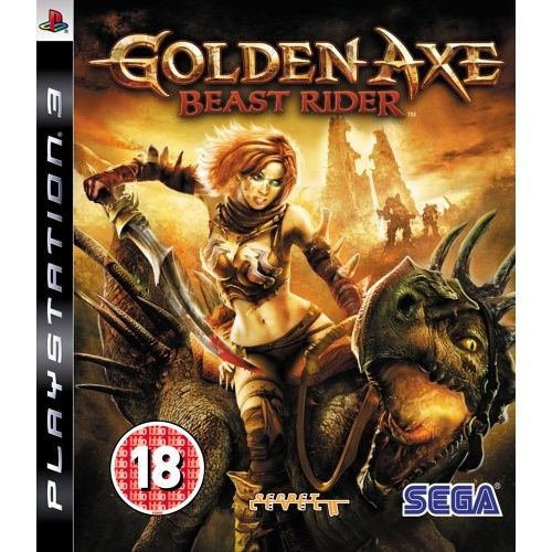 Pre-Owned | Golden Axe Beast Rider | PS3