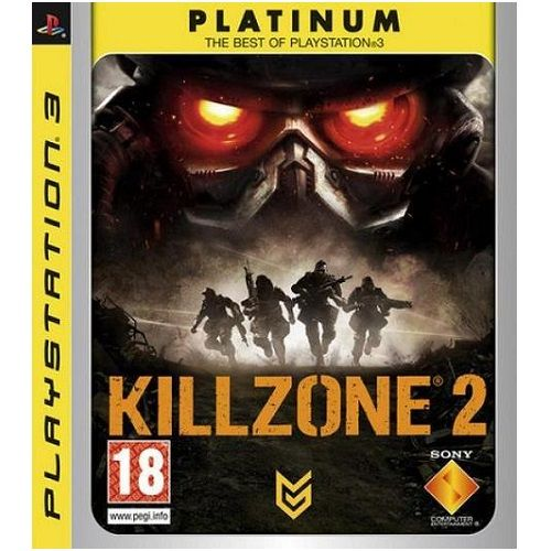 Pre-Owned | Killzone 2 [Platinum] | PS3
