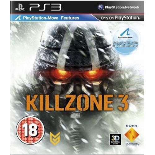 Pre-Owned | Killzone 3 (Platinum) | PS3