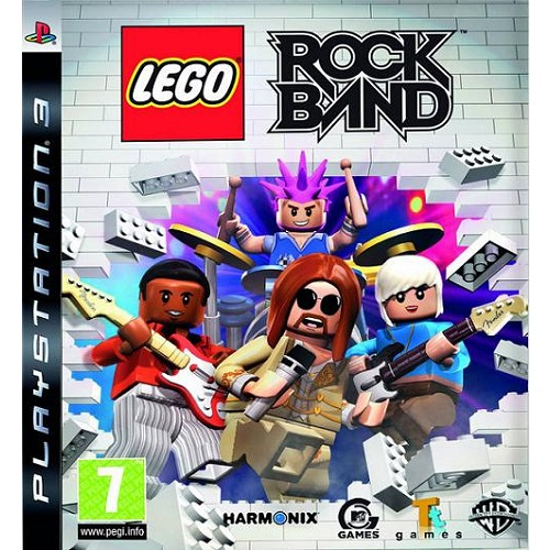 Pre-Owned | LEGO Rock Band | PS3
