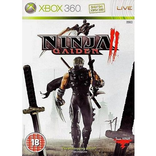 Pre-Owned | Ninja Gaiden 2 for Xbox 360 | Gamereload