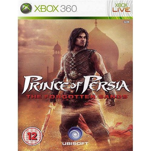 Pre-Owned | Prince of Persia Forgotten Sands | Xbox 360