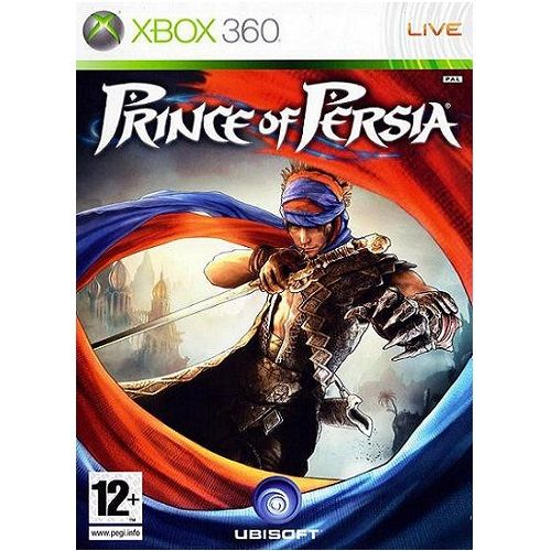Pre-Owned | Prince of Persia for Xbox 360 | Gamereload