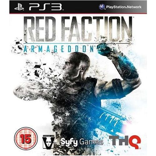 Pre-Owned | Red Faction Armageddon | PS3