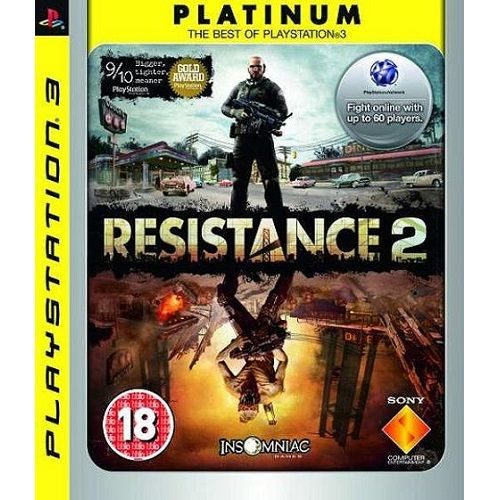 Pre-Owned | Resistance 2 | PS3