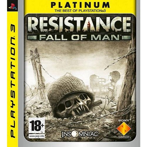 Pre-Owned | Resistance Fall of Man | PS3