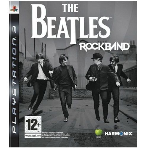 Pre-Owned | Rock Band The Beatles (Solus) | PS3