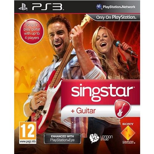 Pre-Owned | SingStar Guitar for PS3