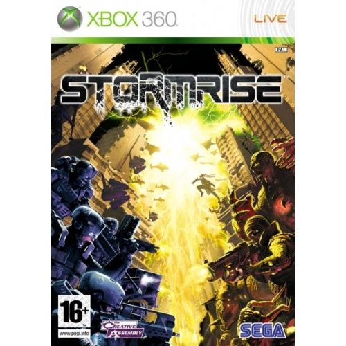 Pre-Owned | Stormrise | Xbox 360