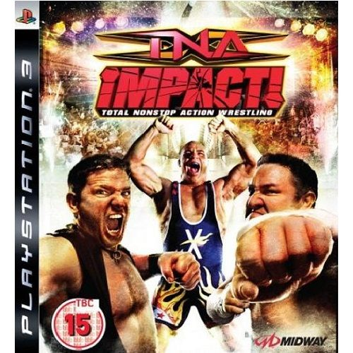 Pre-Owned | TNA Impact | PS3