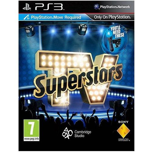 Pre-Owned | TV Superstars | PS3