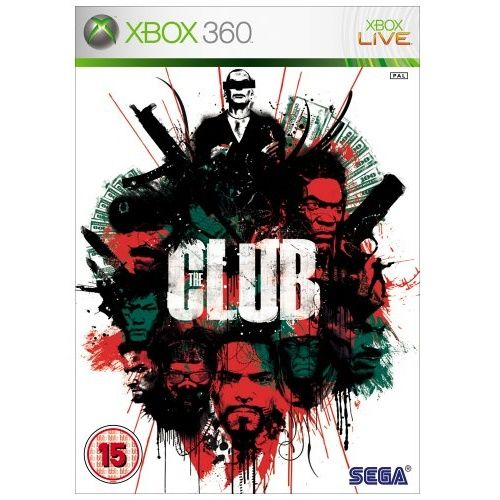 Pre-Owned | The Club | Xbox 360