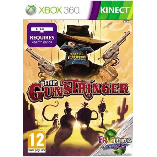 Pre-Owned | The Gunstringer | Xbox 360