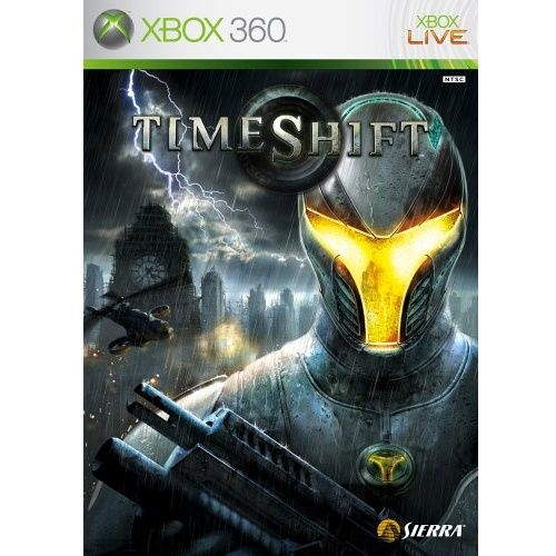 Pre-Owned | TimeShift | Xbox 360