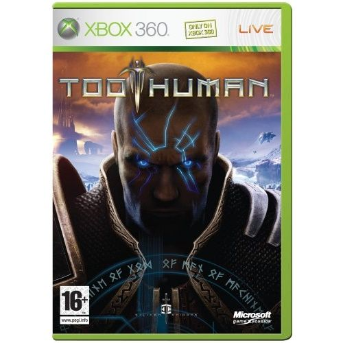 Pre-Owned | Too Human | Xbox 360