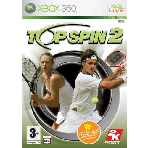Pre-Owned | Top Spin 2 | Xbox 360