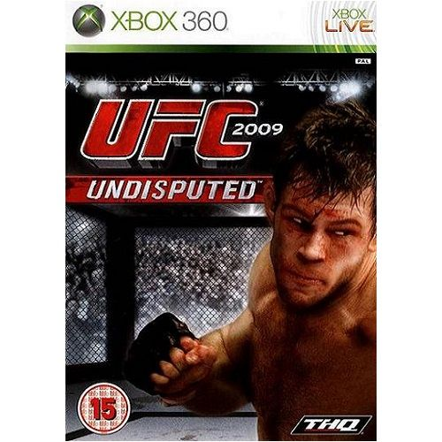 Pre-Owned | UFC 2009 | Xbox 360