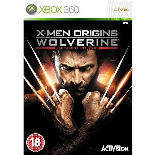 Pre-Owned | X-Men Origins Wolverine | Xbox 360