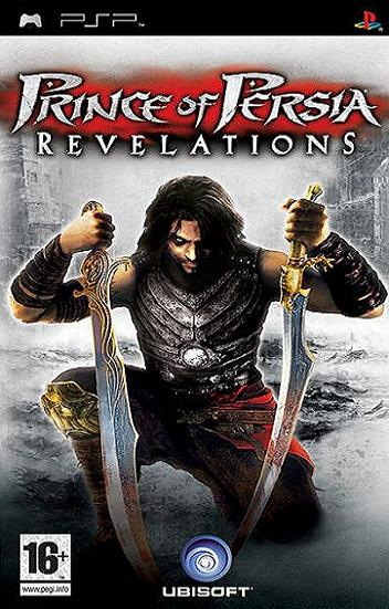 Prince of Persia Revelations [Platinum] PSP Game