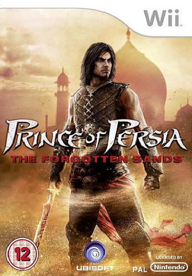 Prince of Persia The Forgotten Sands Nintendo Wii Game