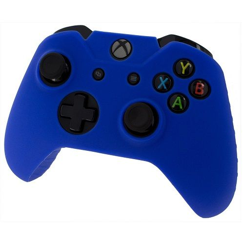 Pro Soft Silicone Skin Cover [Blue] Xbox One