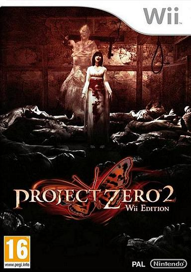 Project Zero 2 Wii Edition Nintendo Wii Game