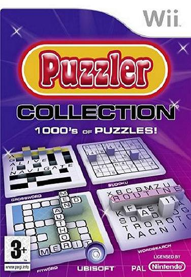 Puzzler Collection Nintendo Wii Game