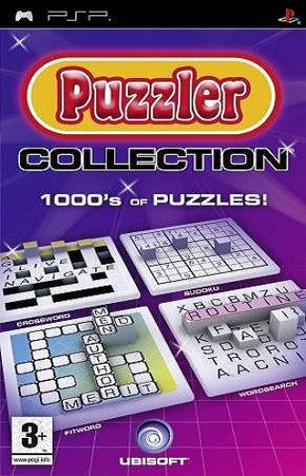 Puzzler Collection PSP Game