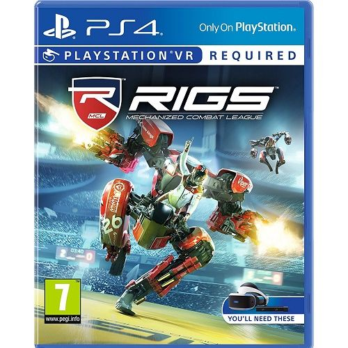 RIGS Mechanized Combat League [PSVR required] PS4 Game