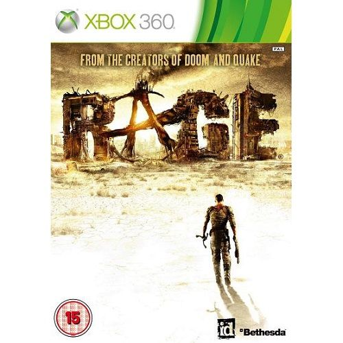 Rage Xbox 360 Game
