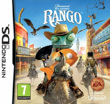 Rango for Nintendo DS - Gamereload