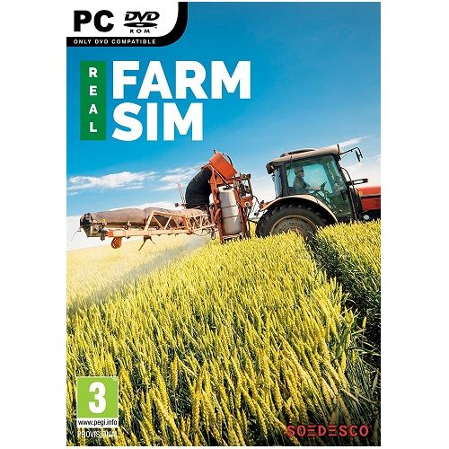Real Farm Sim PC Game