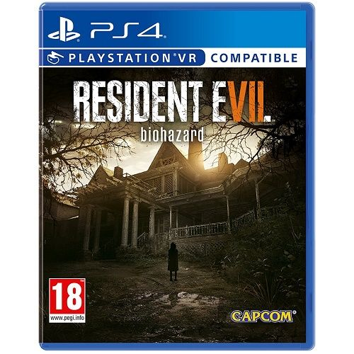 Resident Evil 7 Biohazard [PSVR compatible] PS4 Game