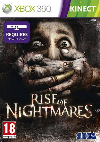 Rise of Nightmares (Kinect) Xbox 360 Game