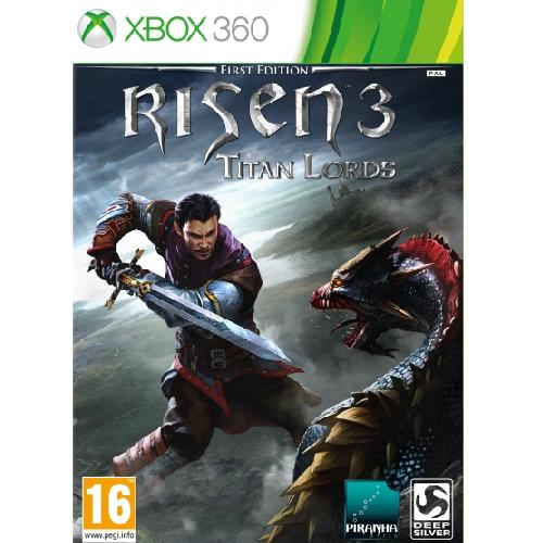 Risen 3 Titan Lords Xbox 360 Game
