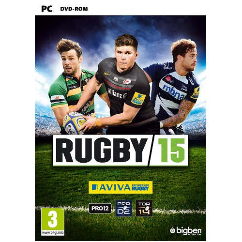 Rugby 15 PC Game