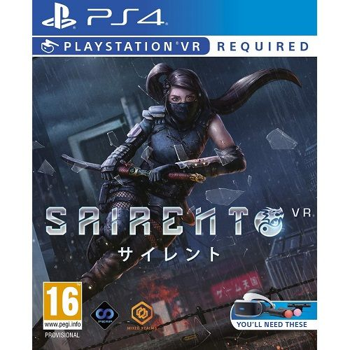 Sairento [PSVR Required] PS4 Game
