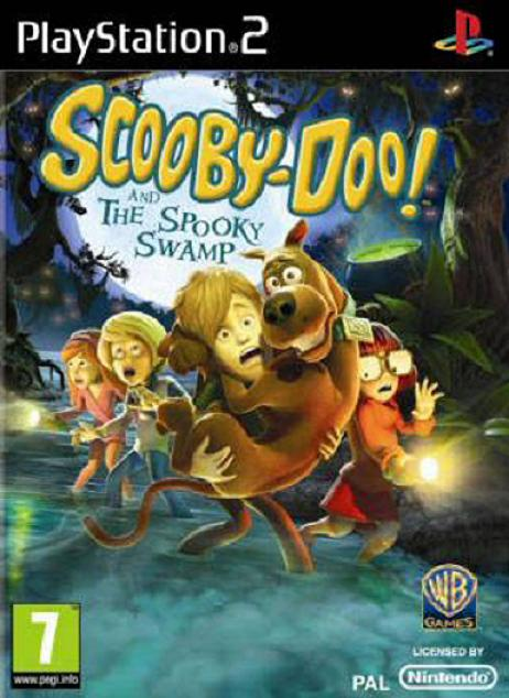 Scooby-Doo! and the Spooky Swamp for PS2 | Gamereload