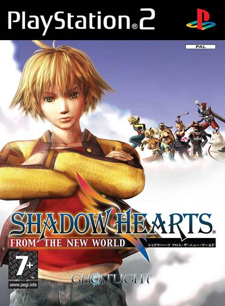 Shadow Hearts From the New World PS2 Game