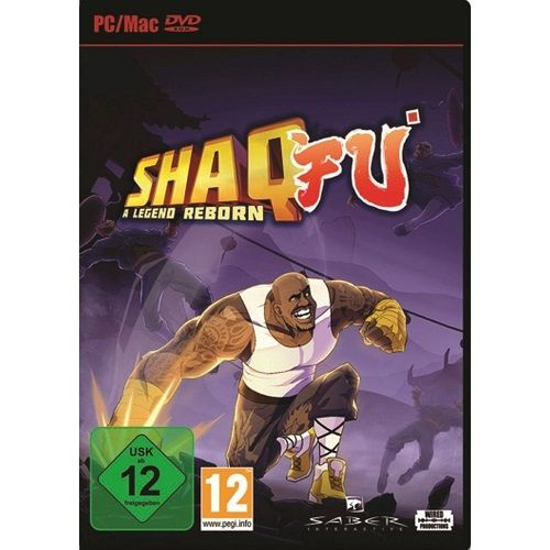 Shaq Fu A Legend Reborn PC Game