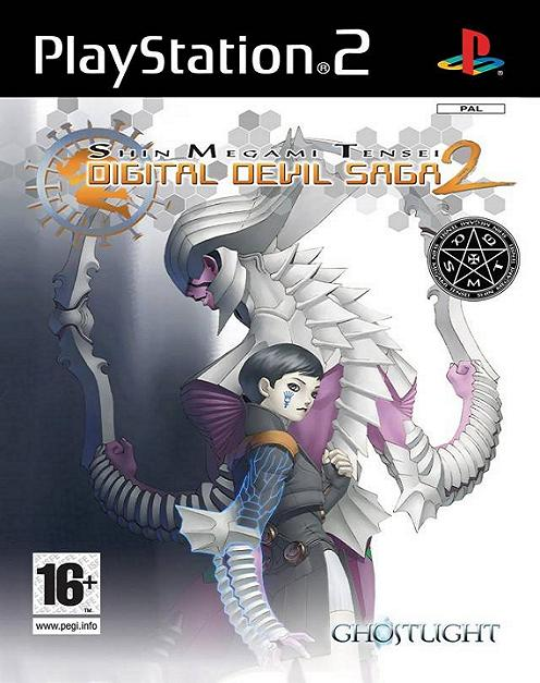 Shin Megami Tensei Digital Devil Saga 2 PS2 Game