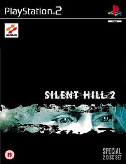 Silent Hill 2 PS2 Game