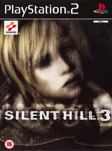 Silent Hill 3 PS2 Game