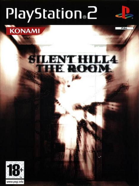 Silent Hill 4 The Room PS2 Game