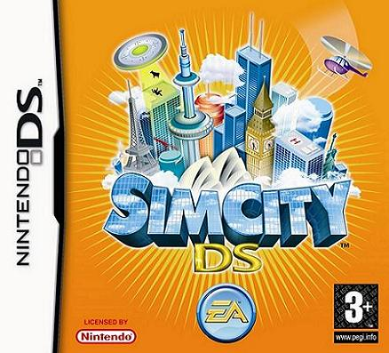 SimCity DS Nintendo DS Game