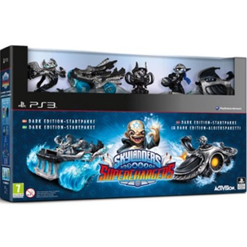 Skylanders Superchargers Dark Edition PS3 Game